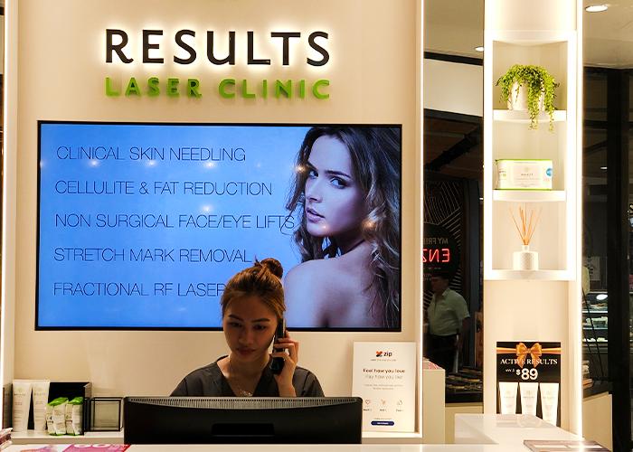 results laser clinic north sydney