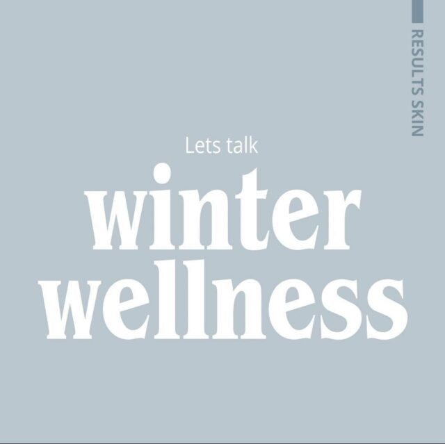 What is Winter Wellness? This month we are featuring some incredible treatments that will give your skin that hydrating - tall drink of water it needs during winter!❄️ Save up to 60% off Laser & Skin treatments ❄️  Check out our Winter Wellness offers in stories.