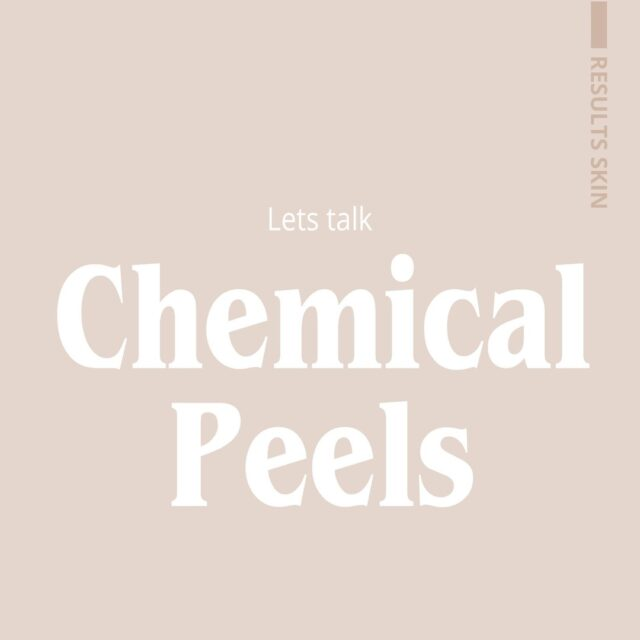 Our chemical peels are a non invasive chemical solution safely applied to the skins surface. The peel targets cells that cause conditions such as acne breakouts, traumatic pigmentation, collagen loss.  Our Chemical Peels: Acne Beta Peel: Treats acne causing bacteria & excessive oil  Rejuvenation Age Peel: Clears away dead skin cells and impurities Pigmentation White Peel: Removes melanin rich skin cells caused by sun damage Mandelic Peel: Corrects pigmentation blemishes, acne and ageing skin for darker skin types  Chemical Peel + LED light combo $89  Book your complimentary consultation with our team today.