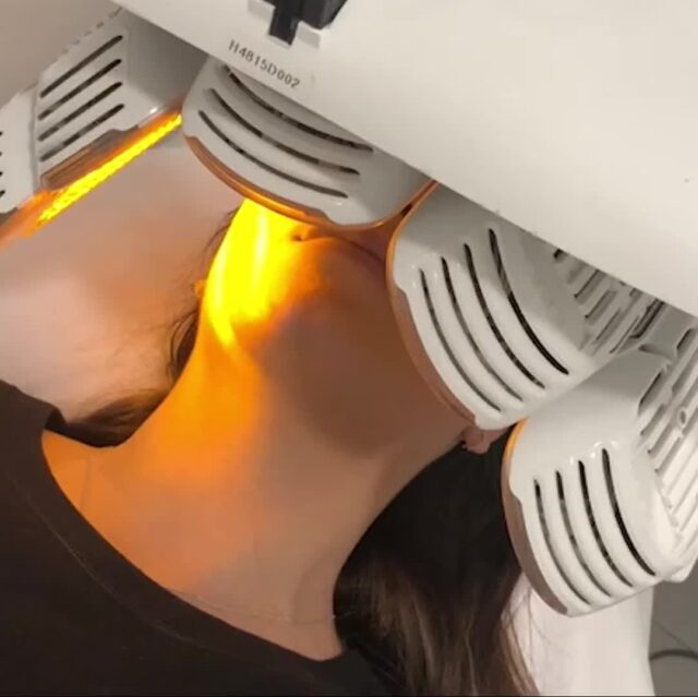 Ready to rid yourself of redness? Why not book a Yellow LED Light Therapy treatment with your next appointment!  Why? Because the Yellow LED Light is perfect for those experiencing unsettled and sensitive skin. It's unique soothing and calming properties help to speed up the skins healing process.  Book your complimentary skin consultation today!  Save time, book online - link in bio