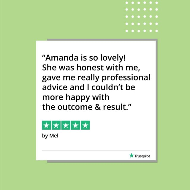 It is important for you to feel comfortable and reassured when speaking to our nurses about treatment plans and we are delighted to hear about Mel's experience with @resultslaserclinic_nurseamanda.   Save time, book online - link in bio