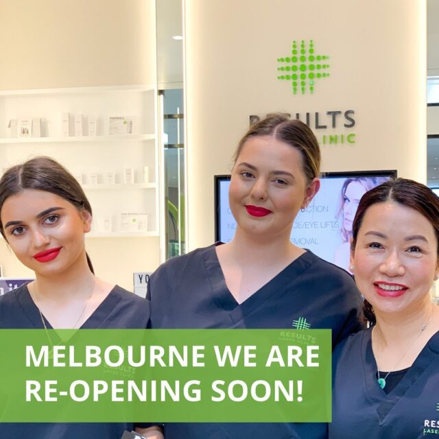 To our Victorian clients, we can not wait to see you in clinic from Monday 2 November – just two weeks away! We will be accepting online bookings 2 days prior to reopening. As advised we will be opening for limited services and ask our clients to respect the COVID Safe measures we have in place so we can continue to treat you all safely.   Swipe across for more info