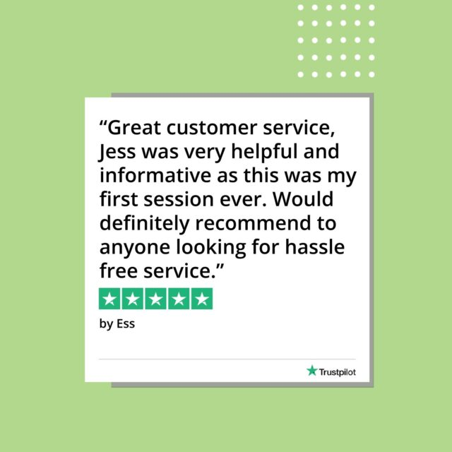 Thank you Ess for sharing your experience with our team.   We are committed to helping our clients look and feel their best. Our expert therapists and cosmetic nurses are passionate about helping you achieve #resultsconfidence. For more reviews, visit us on #Trustpilot 💚   Save time, book online - link in bio