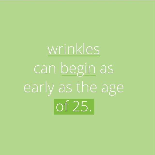 Slow the ageing process down at keep wrinkles at bay with these easy tips...   ✅ Keep a consistant skincare routine  ✅ Enlist the help of professional skin treatments  ✅ Keep them guessing with Anti Wrinkle treatments  Our team in clinic are always available to create a tailored plan that will keep you looking youthful and radiant for as long as possible.