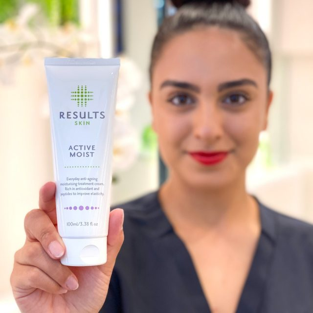 FACT: Our Results Active Moisturiser is a great addition to your skincare routine as it was formulated to compliment treatments in clinic. As an everday light moisturiser, it deeply hydrates and helps to reduce the appearance of fine lines.  Explore our full range of Results Active skincare products online or in clinic today!