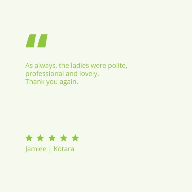 Client Love 💚 thank you Jamie for your kind words about our @westfieldkotara clinic! Our team in clinic always aim to deliver polite, professional and lovely service!  #resultslaserclinic #sydney #australia #brisbane #melbourne #canberra #perth #sydneycbd #victoria #newsouthwales #queensland #perth   #beauty  #clinic  #therapist  #beautytherapist  #treatments